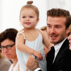 Harper Beckham: Ανακηρύχθηκε το πιο καλοντυμένο παιδί στον κόσμο