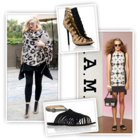 L.A.M.B.! Φέτος η Nak shoes φέρνει στην Ελλάδα τα παπούτσια της Gwen Stefani