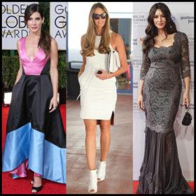 Fifty and fabulous: Δείτε ποιες celebrities μεγαλώνουν με στυλ