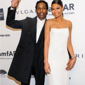 Αρραβωνιάστηκαν κρυφά η Chanel Iman και ο A$AP Rocky;
