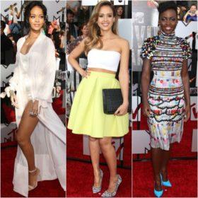 MTV Movie Awards 2014: Οι stars που ξεχώρισαν στο κόκκινο χαλί