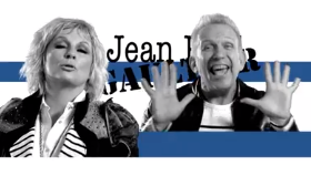 Jean Paul Gaultier – Jennifer Saunders: Μία ανατρεπτική συνεργασία