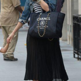 H Miranda Kerr με Chanel