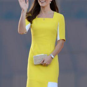 Η Kate Middleton με Roksanda Ilincic