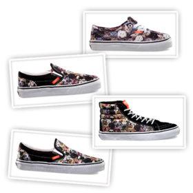 Vans x ASPCA: Τα skater shoes έγιναν χνουδωτά