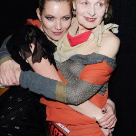 Η Vivienne Westwood μιλάει για την Kate Moss