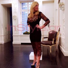 Αποκλειστικό: Δείτε τι θα φορέσει η Χριστίνα Πολίτη απόψε στο Just the Two of Us