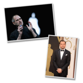 Leonardo DiCaprio: Είναι αλήθεια ότι πρόκειται να υποδυθεί τον Steve Jobs;