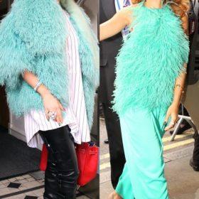 Rita Ora: «Είναι καλύτερο να με συγκρίνουν με την Rihanna παρά με τον Shrek»