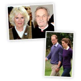 Kate Middleton – William: Στο πλευρό της Camilla Parker Bowles για την τραγική απώλεια του αδερφού της