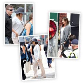 Jennifer Aniston: Αγνώριστη και με αρκετά παραπανίσια κιλά