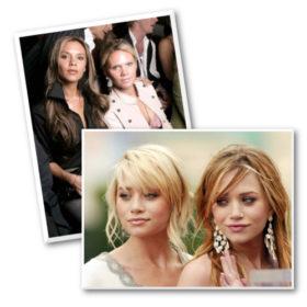 Hey Sister: Οι stars του Πλανήτη μας συστήνουν τις αδερφές τους