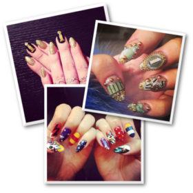 #instanails: Τα καλύτερα celebrity νύχια του instagram