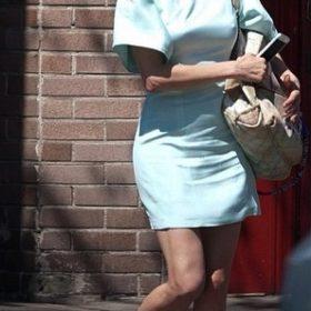 Η Diane Kruger με Rebecca Minkoff