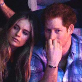 Χώρισαν ο πρίγκιπας Harry και η Cressida Bonas