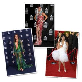 OMG: Σας παρουσιάζουμε τα 10 πιο σκανδαλώδη φορέματα των τελευταίων δεκαετιών