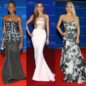 White House Correspondents Dinner: Δείτε τι φόρεσαν οι διάσημες σταρ του Hollywood