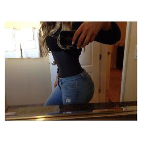 Khloe Kardashian: Αποκάλυψε το μυστικό της σιλουέτας της με μία φωτογραφία