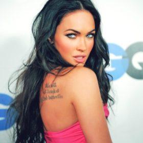Megan Fox: Ποια γυναίκα θαυμάζει ερωτικά η όμορφη ηθοποιός;