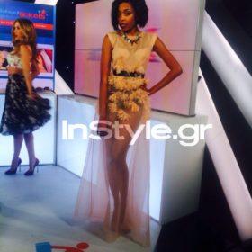 Διαβάστε αποκλειστικά τι φόρεσε η Courtney Parker στο #J2US