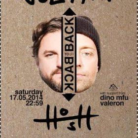 Solomun – H.O.S.H.:Το Acro club σταθμός της «Back 2 Back» περιοδείας των δύο κορυφαίων djs της House
