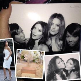Κim Kardashian: Τι έκανε στο πάρτι πριν από το γάμο η 33χρονη;