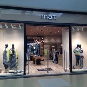 Επισκεφτείτε το νέο κατάστημα MAT FASHION στο εμπορικό κέντρο Mediterranean Cosmos