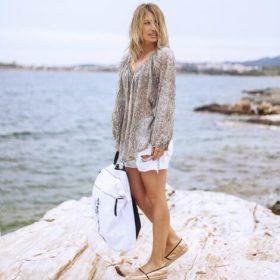 Η Μαρία Ηλιάκη με H&M