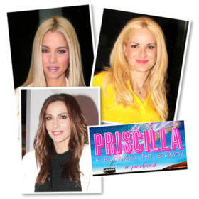 Ήταν όλες τους εκεί: Τα beauty looks από την πρεμιέρα του μιούζικαλ Priscilla