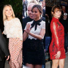 Fashion απορία: «Πώς μπορώ να φορέσω τη δαντέλα;»