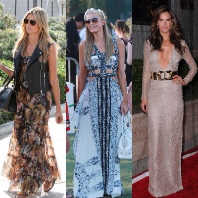 Fashion Απορία  «Πώς μπορώ να φορέσω το μάξι φόρεμα ανάλογα με τον ... d6297870f81