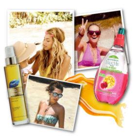 Από την αμμουδιά στο γραφείο: Όλα τα tips για τέλεια μαλλιά παραλίας
