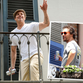 Brad Pitt – Matthew McConaughey: Γιατί πετάει μπύρες ο ένας στον άλλον;