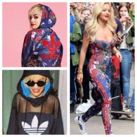 Rita Ora: Από τι εμπνεύστηκε η σταρ την Adidas συλλογή της;