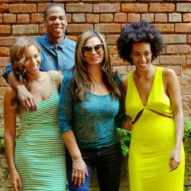 Beyoncé – Solange και Jay Z: «Είμαστε μία ωραία ατμόσφαιρα, είμαστε!»