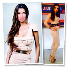 Ποια το φόρεσε καλύτερα; Η Αντιγόνη Ψυχράμη ή η Πάολα;