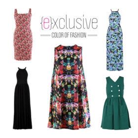 Δείτε τα ωραιότερα φορέματα της σεζόν από την εταιρεία E-xclusive