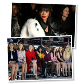 Rihanna: Πόσα χρήματα κερδίζει για να δίνει το «παρών» σε ένα fashion show;
