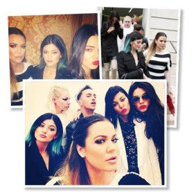 Keeping up with the shopping: Σύσσωμη η οικογένεια Kardashian στα μαγαζιά, λίγο πριν από τον γάμο
