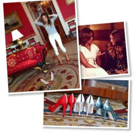 Sarah Jessica Parker: Τι κάνει η Carrie Bradshaw στον Λευκό Οίκο;