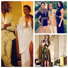 Kim Kardashian – Kanye West: Δείτε φωτογραφίες από το pre- wedding πάρτι λίγη ώρα πριν από το γάμο τους