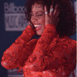 Whitney Houston & Bobby Brown appear in Billboard Awards pressroom in L.A. - Part 2 of 2