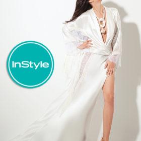Summer white: H Ελένη Βαΐτσου μιλάει στο InStyle για όλα