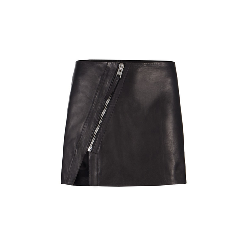 all-saints-black-leather-zipped-skirt
