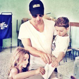 Σάκης Ρουβάς: «Το μέλλον μας είναι τα παιδιά και η παιδεία τους»