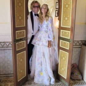 Τι φόρεσε η Poppy Delevingne στη δεύτερη τελετή του γάμου της;