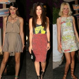 Mad VMA Kick Off Party: Μάθαμε τι φόρεσαν οι celebrities που παραβρέθηκαν