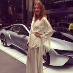 vicky kagia, moro fashion show, look of the day