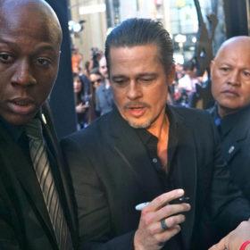 Brad Pitt: Δέχθηκε επίθεση στην πρεμιέρα την ταινίας «Maleficent»