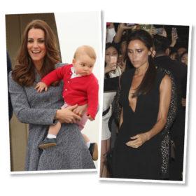 Victoria Beckham: Θα σχεδιάσει παιδικά ρούχα για τον πρίγκιπα George;